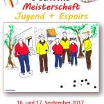 2017 - DM Jugend - Deckblatt